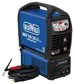 Best TIG 251 DC HF/Lift VRD Aqua