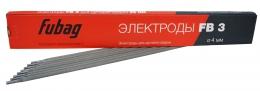 FUBAG Электрод сварочный с рутиловым покрытием FB 3 D4.0 мм (пачка 0,9 кг)
