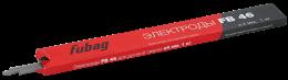 FUBAG Электрод сварочный с рутилово-целлюлозным покрытием FB 46 D4.0 мм (пачка 0,9 кг)