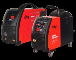 FUBAG INMIG 400 T DG с подающим механизмом DRIVE INMIG DG и горелкой и шланг пакетом 5м