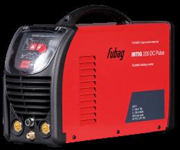 FUBAG Сварочный инверторный аргонодуговой аппарат FUBAG INTIG 200 DC PULSE с горелкой FB TIG 26 5P 4m