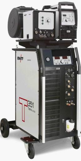 Tetrix 351 AC/DC Synergic AW FW hotwire
