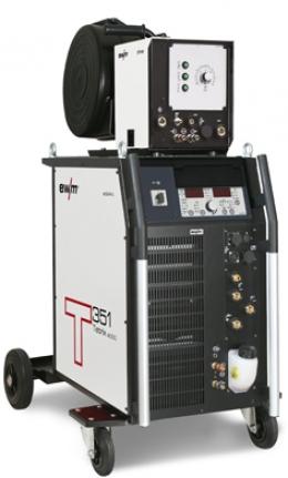 Tetrix 351 AC DC Synergic AW FW coldwire