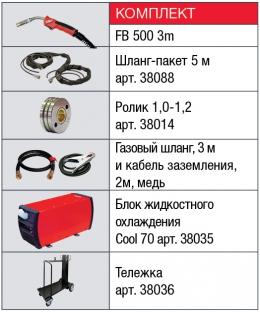 FUBAG INMIG 500 T DW SYN