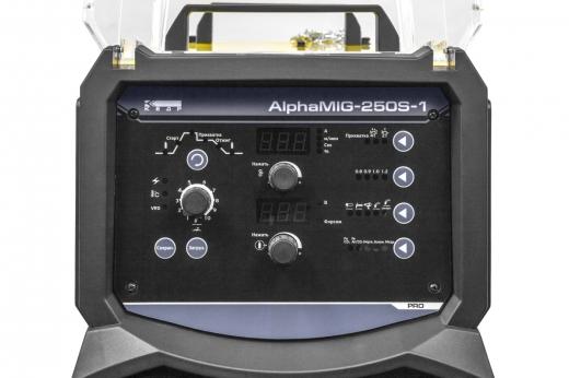 Полуавтомат КЕДР AlphaMIG-250S-1 (30–250А, 220В)