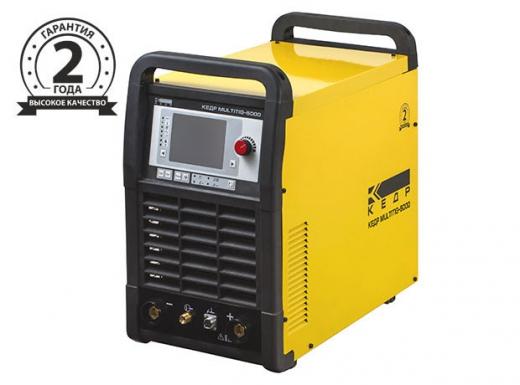 Установка аргонодуговой сварки КЕДР MultiTIG-5000 DC (380В, 4-500А) без горелки