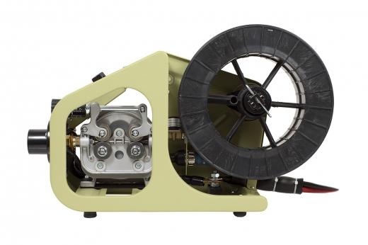 Полуавтомат КЕДР MIG-500GF с ОТКРЫТЫМ подающим механизмом (380В, 450А, ПВ-60%,)