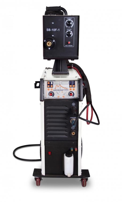 TRITON ALUMIG 500P Dpulse Synergic DW