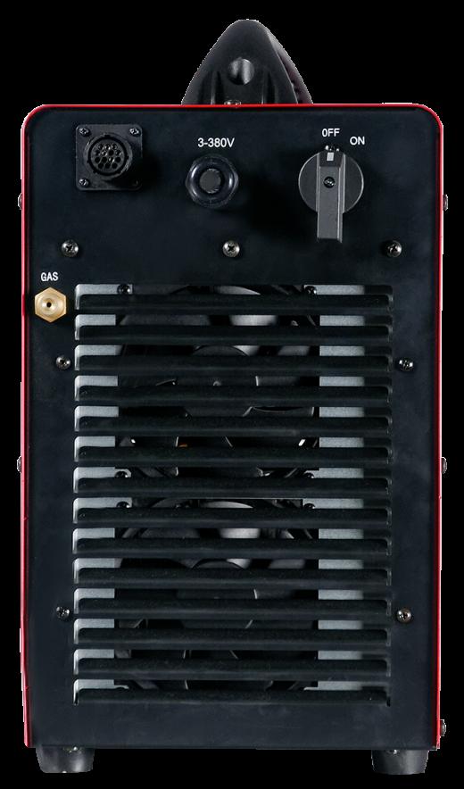 FUBAG INTIG 400 T AC/DC PULSE + Горелка FB TIG 26 5P 4m