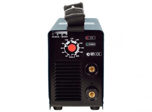 Аппарат инверторный КЕДР MMA-200 (220B, 20-200А)