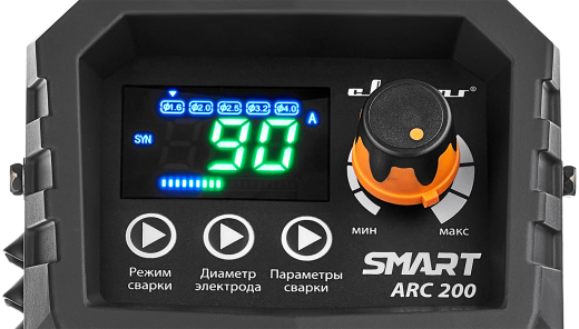 REAL SMART ARC 200 BLACK