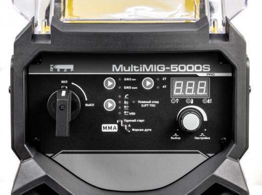 Источник сварочный КЕДР MultiMIG-5000S (380В, 40-500А)