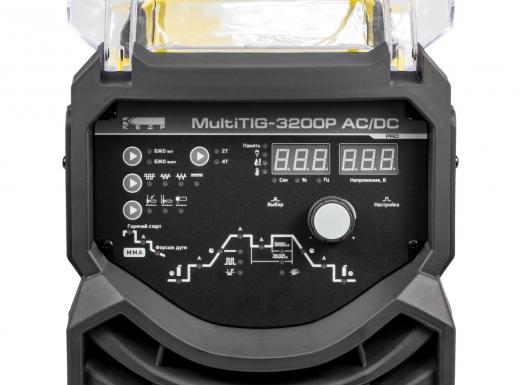 Установка аргонодуговой сварки КЕДР MultiTIG-3200P AC/DC (380В, 10-320А)