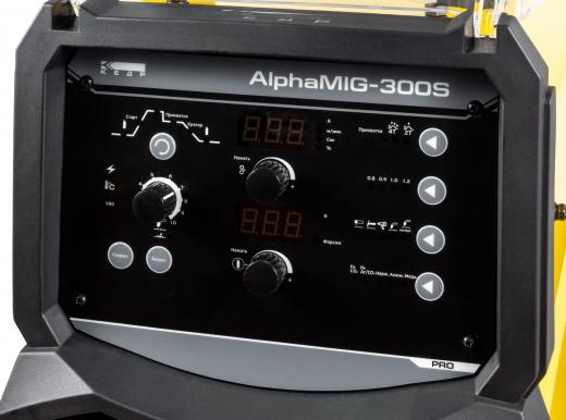 Полуавтомат КЕДР AlphaMIG-300S (30–300А, 380В)