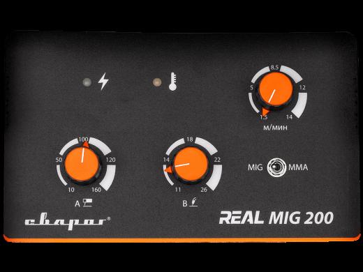 REAL MIG 200 (N24002N)