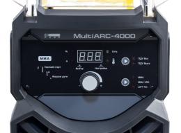 Аппарат инверторный КЕДР MultiARC-4000 (380В, 20-400А)