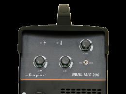REAL MIG 200 (N24002N) Black (маска+краги)