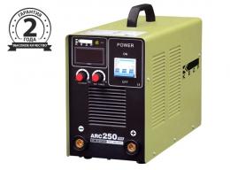 Аппарат инверторный КЕДР ARC-250 (220В, 10–250А)