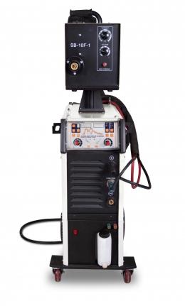 ALUMIG 350P Dpulse Synergic DW
