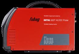 FUBAG INTIG 320 T AC/DC PULSE + Горелка FB TIG 26 5P 4m