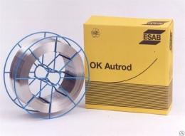 Проволока сварочная ESAB OK Autrod NiCrMo-13 (ранее OK Autrod 19.81)