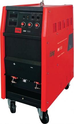 FUBAG Источник для сварки под флюсом SW 1000 (38 672) + трактор сварочный TW 1000 + набор соединительных кабелей