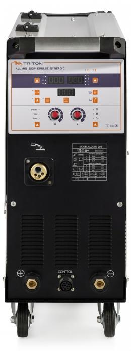 ALUMIG 250P Dpulse Synergic