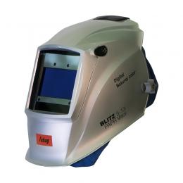 """Маска сварщика """"Хамелеон"""" с регулирующимся фильтром BLITZ 5-13 PAPR Visor Digital Natural Color + BLITZ PAPR I"""