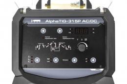 Установка аргонодуговой сварки КЕДР AlphaTIG-315P AC/DC (380В, 10-315А)