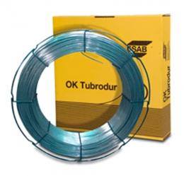 Порошковая проволока ESAB OK Tubrodur 15CrMn O/G(старое название OK Tubrodur 15.65)